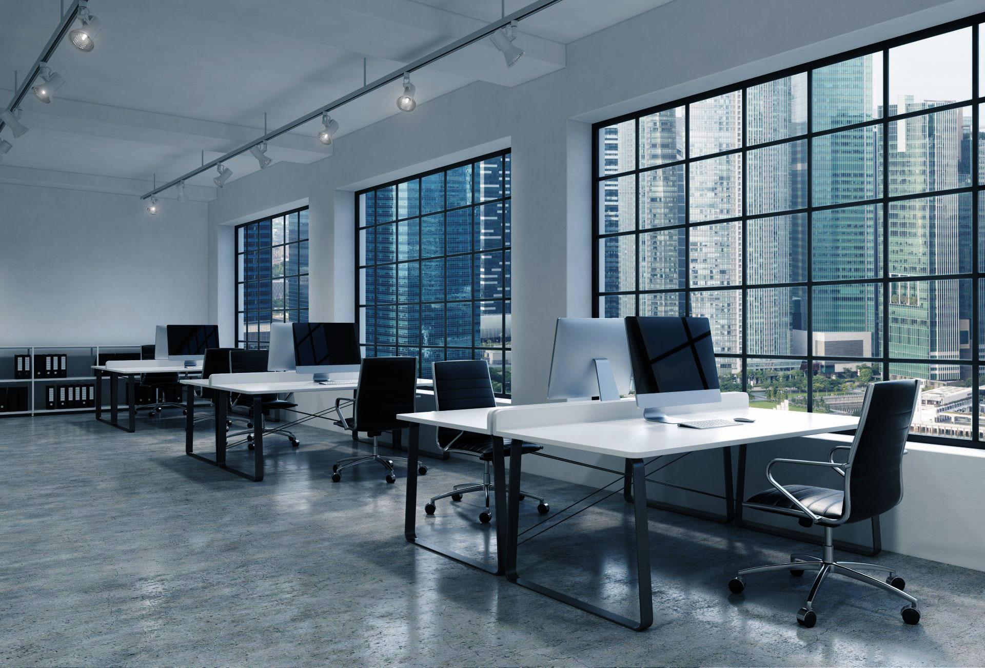 Agencement et rénovation de bureau
